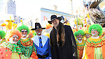 11-22-12 Macy's & CBS Thanksgiving Day Parade -  Trace Atkins - Laura Bell Bundy - NYC