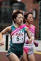 Rie Mizutake (Mitsui Sumitomo Kaijo), NOVEMBER 3, 2011 - Ekiden : East Japan Industrial Women's Ekiden Race at Saitama, Japan. (Photo by Toshihiro Kitagawa/AFLO)