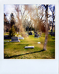 The Douglas Graveyard...Scenes from around Douglas, Wyoming...Alzheimers.  Douglas, Wyoming..Mike Eberspecher was diagnosed at 60 with early onset Alzheimers.  The disease, a subset of dimentia, gradually impairs the brain's ability to form new memories, simultaneously undoing connections that make up old memories.  Patients generally experience memory loss from the present, backwards.  Early onset Alzheimers tends to progress quicker in younger patients. ..Carolyn Eberspecher has been caring for her husband, Mike, for the last five years.  Over time, he has gradually lost his ability to care for himself and relies on her for most of his needs.  In April of 2010, Carolyn will place her husband in an Alzheimer's care unit in the town's nursing home.  .Carolyn Eberspecher attends church in Douglas, Wyoming.  Carolyn and Mike attend separate churches.  After Mike was diagnosed with Alzheimers, he returned to attending Mormon church, a tradition which had fallen by the wayside for most of his adult life.