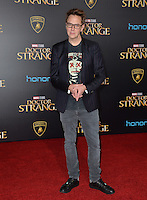 LOS ANGELES, CA. October 20, 2016: James Gunn at the world premiere of Marvel Studios' &quot;Doctor Strange&quot; at the El Capitan Theatre, Hollywood.<br /> Picture: Paul Smith/Featureflash/SilverHub 0208 004 5359/ 07711 972644 Editors@silverhubmedia.com