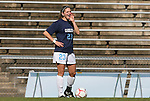 02 November 2008: North Carolina's Caroline Boneparth. The University of North Carolina Tar Heels defeated the University of Miami Hurricanes 1-0 at Fetzer Field in Chapel Hill, North Carolina in an NCAA Division I Women's college soccer game.