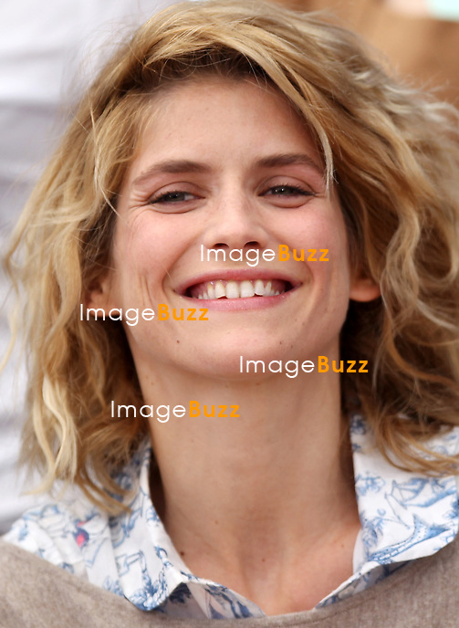 CPE/Actress Alice Taglioni attends the photocall for 'Jeunes Talents Adami' during The 66th Annual Cannes Film Festival at Palais des Festivals on May 20, 2013 in Cannes, France.