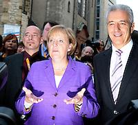 Wahlkampf Bundestagswahl 2009