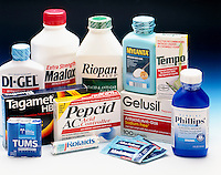 ANTACIDS &amp; ACID INHIBITORS<br />