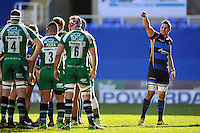 Phil Dowson of Worcester Warriors. Aviva Premiership match, between London Irish and Worcester Warriors on February 7, 2016 at the Madejski Stadium in Reading, England. Photo by: Patrick Khachfe / JMP