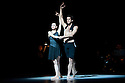 """LONDON, UK. American Ballet Theatre make a return to Sadler's Wells with two programmes of pieces. the mixed bill includes the UK premieres of Alexei Ratmansky's """"Seven Sonatas"""" and """"Everything Doesn't Happen at Once"""" by Benjamin Millepied."""