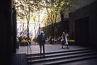 New York: Paley Park, E. 53rd St., 1967.