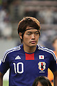 Keigo Higashi (JPN), September 21, 2011 - Football / Soccer : Men's Asian Football Qualifiers Final Round for London Olympic Match between U-22 Japan 2-0 U-22 Malaysia at Best Amenity Stadium, Saga, Japan. (Photo by Akihiro Sugimoto/AFLO SPORT) [1080]