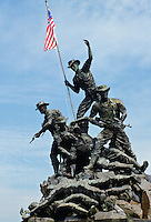 War Memorial, Kuala Lumpur, Malaysia.