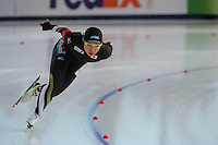 SPEED SKATING: STAVANGER: Sørmarka Arena, 31-01-2016, ISU World Cup, 1000m Ladies Division A, Nao Kodaira (JPN), ©photo Martin de Jong
