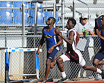 at the Region 1-5A Track Meet at Oxford High School in Oxford, Miss. on Monday, May 3, 2010.