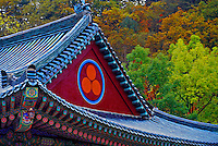 Woljongsa Temple, Mt. Odeasan National Park, South Korea