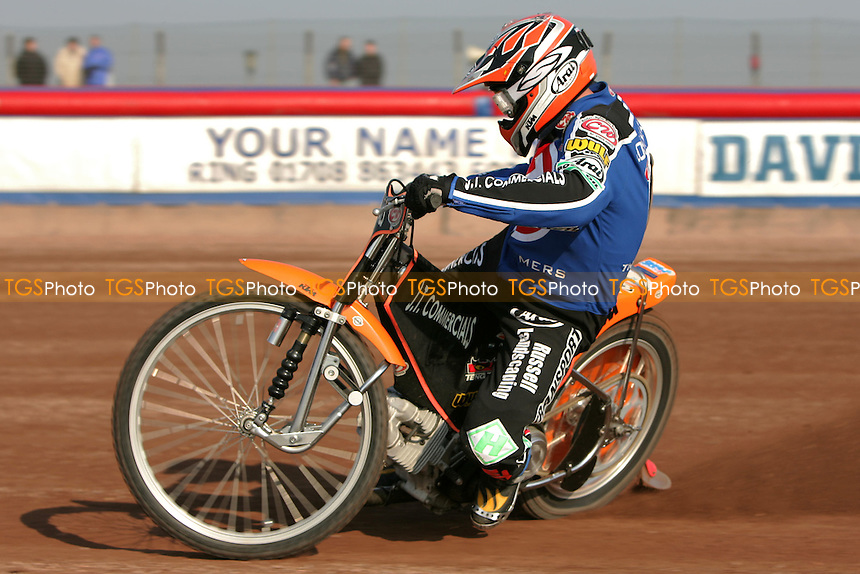 Steve Johnston - Arena Essex Hammers - 15/03/06 - (Gavin Ellis 2006)
