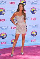 Lea Michele - Teen Choice Awards 2012