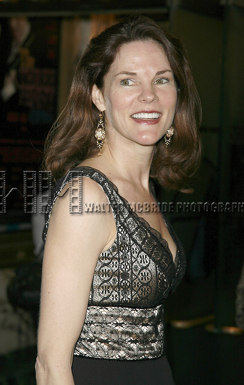 Carolyn McCormick attending the Opening Night performance of the Roundabout Theatre Company's Broadway production of THE THREEPENNY OPERA at Studio 54 in New York City..April 20, 2006 .© Walter McBride/WM Photography