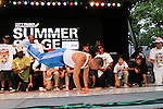 The Rock Steady Crew at the  Rock Steady Crew 36th Year Anniversary Celebration at Central Park's SummerStage, NY