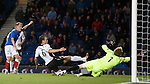 Dean Shiels fails to find the net
