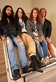 Soundgarden; Chris Cornell; 1989<br /> Photo Credit: Joe Giron/ Atlas Icons.com
