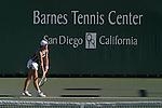 SanDiego 0809 TennisW vs Pepperdine