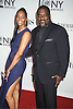 Phillip Boykin and date attends th 66th Annual Tony Awards on June 10, 2012 at The Beacon Theatre in New York City.