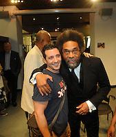 """JUN 25 Dr. Cornel West attends """"Most Dangerous Man in America"""""""