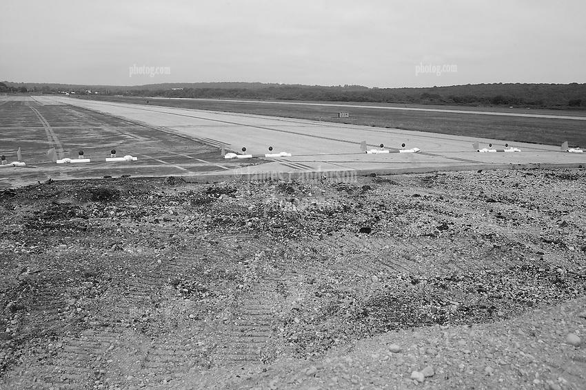 Groton New London Airport CT-DOT Project #58-299 Progress Photography | Mizzy Construction Shoot Three