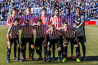 Leganes and Athletic Club at Butarque Stadium