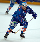 Eishockey, DEL, Deutsche Eishockey Liga 2003/2004 , 1.Bundesliga Arena Nuernberg (Germany) Nuernberg Ice Tigers - Iserlohn Roosters (7:2) Scott King (Iserlohn)