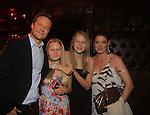 06-29-13 Will Chase, Debra Messing, Zuzanna Szadowski, Sterling Jerins - Butterflies of Bill Baker