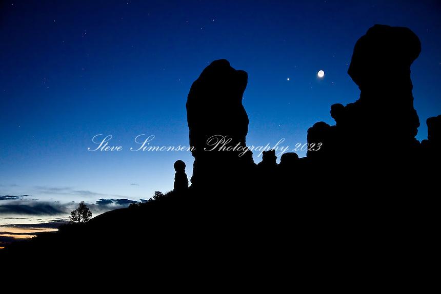 Arches National Park<br /> Moab Utah<br /> USA