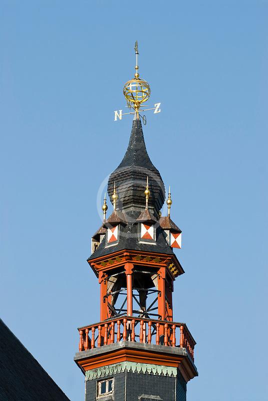 Belgium, Ghent, Medieval tower