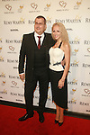 Laurent Bija and Laurence Bija   Attend Hearts of Gold's 16th Annual Fall Fundraising Gala & Fashion Show Held at the Metropolitan Pavilion, NY 11/16/12