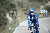 Antoine Demoiti&eacute; (BEL/Wanty-Groupe Gobert)<br /> <br /> Pre-season Training Camp, january 2016