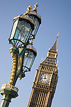 Big Ben and the Houses of Parliment, London, England, UK