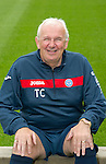 St Johnstone FC...Season 2011-12.Tommy Campbell, Youth Development Manager.Picture by Graeme Hart..Copyright Perthshire Picture Agency.Tel: 01738 623350  Mobile: 07990 594431