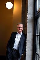 Kristian Berg Harpviken, Director at PRIO, International Peace Research Institute, an independent research institute in Oslo..Portrait for Norwegian Refugee Council (Flyktnginhjelpen) magazine Perspektiv..©Fredrik Naumann/Felix Features