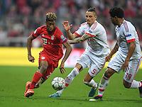 UEFA CL 2015/16 Viertelfinale: FC Bayern - Benfica Lissabon