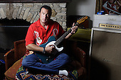 STEVEN SEAGAL (AT HOME WITH VINTAGE GUITARS - 2006)