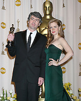 Dario Marianelli & Amy Adams.80th Academy Awards.Kodak Theater.Los Angeles, CA.February 24, 2008.©2008 Kathy Hutchins / Hutchins Photo....