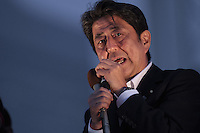 2016 Shinzo Abe Electioneering in Upper House Elections