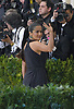 Salma Hayek attends the Costume Institute Gala at the Metropolitan Museum of Art honoring Rei Kawakubo/ Comme des Garcons: Art of the In-Between on May 1, 2017 in New York, New York, USA. <br /> <br /> photo by Robin Platzer/Twin Images<br />  <br /> phone number 212-935-0770
