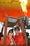 20110207 February 7 Gold Coast Hot Air ballooning