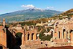 Greek Theatre Ampitheatre - Taormina Sicily