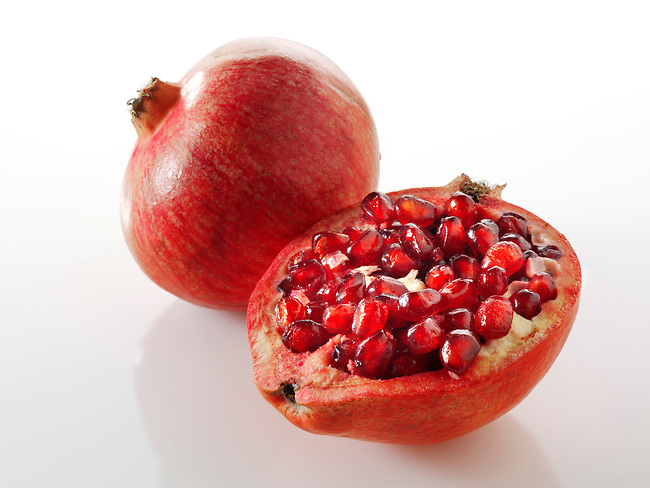 Pomegranate Tropical Fruit Food Photography, pictures & images