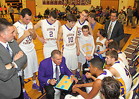 Boys Varsity Basketball vs. Chatard 1-9-15