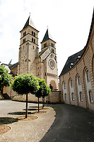 The Basilica in Echternach (Grand Duchy of Luxembourg, 01/07/2009)
