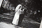 Marriage photo of Gerda Windgasse, 72, and her husband Karel Broeckx in Belgium four decades ago. <br /> <br /> Ms Windgasse is a bubbly retired secretary who&rsquo;s planning to end her life in the coming years by euthanasia. <br /> <br /> She has a still-mild case of Alzheimer&rsquo;s, and when she decides she&rsquo;s deteriorated enough, she intends to gather her family and receive a lethal injection.