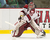 Raphael Girard (Harvard - 30) - The Harvard University Crimson defeated the Colgate University Raiders 4-1 (EN) on Friday, February 15, 2013, at the Bright Hockey Center in Cambridge, Massachusetts.