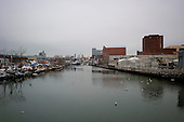 Brooklyn, New York<br /> December 17, 2013<br /> <br /> The Whole Foods on the Gowanus Canal opens after a decade of work to make it happen.