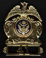 Policemen's Badge